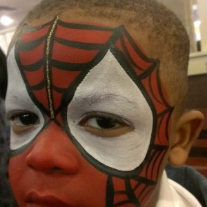 Smiling Faces - Face Painter / Storyteller in Atlanta, Georgia