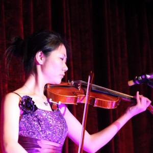 Smiling to LIFE - Violinist / Wedding Musicians in Jersey City, New Jersey