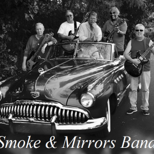 "Smoke & Mirrors band ""60 years of Rock"" - Acoustic Band in Santa Rosa, California"