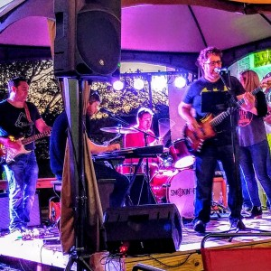 Smokin' Gunn - Classic Rock Band in Waxhaw, North Carolina