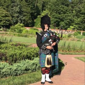 Smoky Mtn Bagpiper - Celtic Music in Asheville, North Carolina