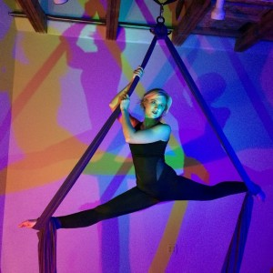 Smolder'n' Scully - Aerialist / Burlesque Entertainment in Fort Worth, Texas