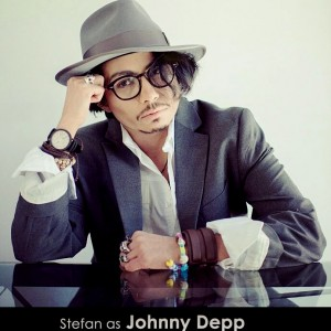 Stefan as Johnny Depp - Johnny Depp Impersonator in New York City, New York