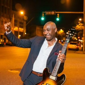 Cashmere Williams - Jazz Guitarist in Birmingham, Alabama