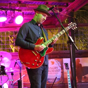 David Russell & The Port City Blues - Blues Band in Corpus Christi, Texas