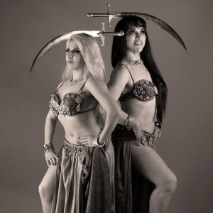 SnakeCharmer & the Bellydancer - Belly Dancer in El Paso, Texas