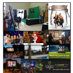 BeLocal Pro Events - Photo Booths in Tampa, Florida