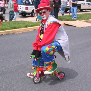 Sneakers the Clown - Clown in Ephrata, Pennsylvania