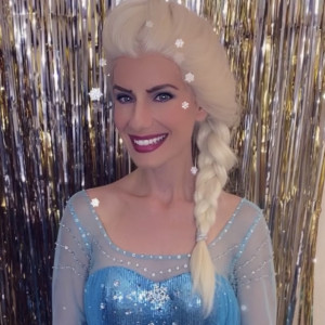Snow Princess - Princess Party in Las Vegas, Nevada