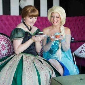 Snow Sisters Parties - Princess Party in Costa Mesa, California