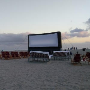 SoCal Outdoor Movies - Outdoor Movie Screens / College Entertainment in San Marcos, California