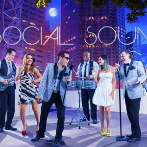 Social Sound - Cover Band in Miami, Florida