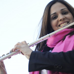 Sofia Ynes Gonzalez - Flute Player in Boston, Massachusetts
