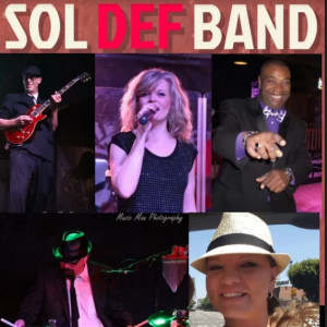 Sol Def - Dance Band / Prom Entertainment in Little Rock, Arkansas