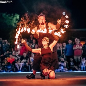 Solar Flare - Fire Performer / Interactive Performer in Wichita, Kansas