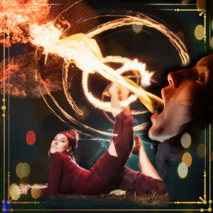 Solaria - Fire Performer / Hoop Dancer in Houston, Texas