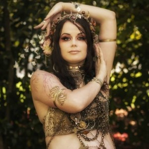 Sol'Aura Pearl - Belly Dancer in Portland, Oregon