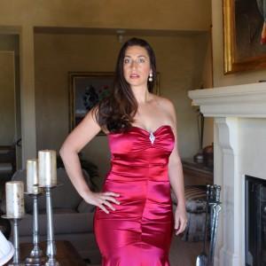 Solmaaz Adeli - Opera Singer in Los Gatos, California