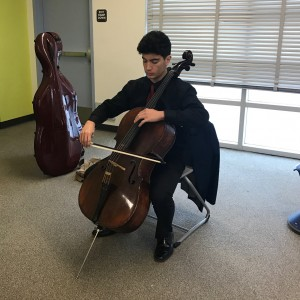 Solo Cellist - Cellist in Granada Hills, California