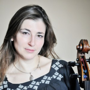 Solo Cello - Dr. Dobrochna Zubek - Cellist in Toronto, Ontario