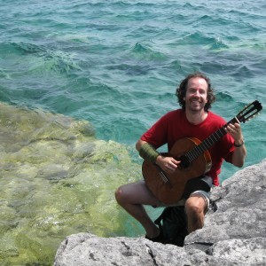 Solo Classical Guitar - Classical Guitarist in Toronto, Ontario