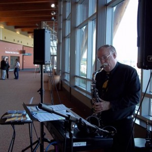 Solo Performance - Saxophone Player in Branson, Missouri