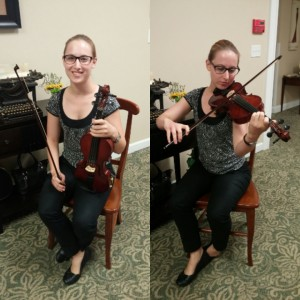 Solo Violin by Mary Dorss - Violinist in Norfolk, Virginia