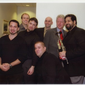 Solon Z and the Sapphires - Big Band in Brighton, Massachusetts
