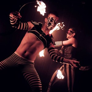 Solstyx Fire Dance - Fire Performer / Outdoor Party Entertainment in Montreal, Quebec