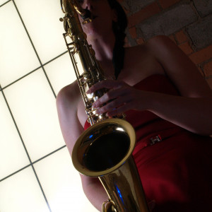 Michelle Urena - Saxophone Player / Swing Band in Detroit, Michigan