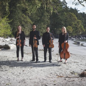 Sombrio Duo - String Quartet / Wedding Musicians in Victoria, British Columbia