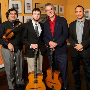 Some Like it Hot - Gypsy Jazz Quintet  - 1940s Era Entertainment / Classical Guitarist in Redwood City, California