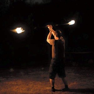 Song of Storms fire dancing - Fire Performer in Princeton, New Jersey