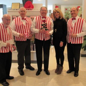 Songburst - Barbershop Quartet in Pittsburgh, Pennsylvania