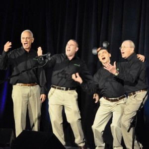 SongDaddy Quartet - Barbershop Quartet in Tampa, Florida
