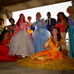 Songs Sealed Delivered - Princess Party in Asheville, North Carolina