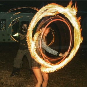Sonichi Fire Dance Group - Fire Performer in Miami Beach, Florida
