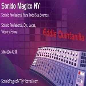 Sonido Magico NY - Sound Technician in Farmingdale, New York