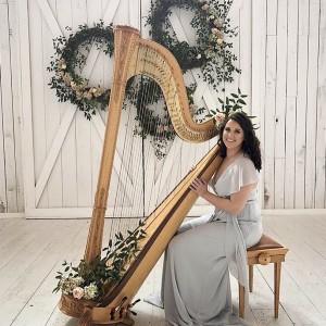Sonja Westberg, harpist - Harpist in Denton, Texas