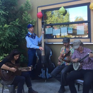 Sons Of Liberty Old Time Band - Bluegrass Band in Santa Cruz, California