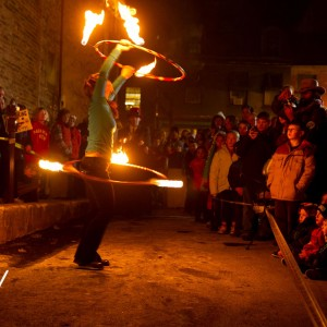 Soolah Hoops - Fire Performer in Frederick, Maryland