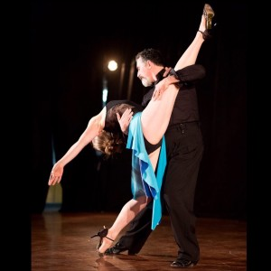 Sophia & El Kronox - Tango Dancer in Ann Arbor, Michigan