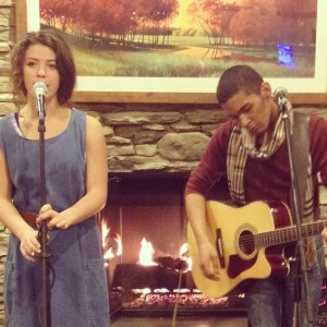 Sophie&Isaiah - Acoustic Band in Lake Geneva, Wisconsin