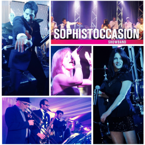Sophistoccasion Showband - Dance Band / Wedding Entertainment in Montreal, Quebec