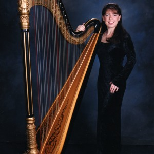 Sorana A Scarlat - Harpist in Durham, New Hampshire