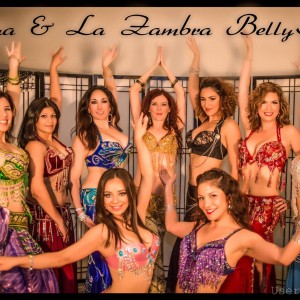 Soraya & La Zambra Belly Dance - Belly Dancer in Houston, Texas