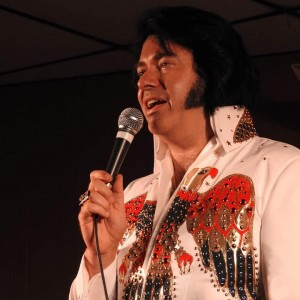 Robert J McArthur - Elvis Impersonator / Santa Claus in Auburn, New York