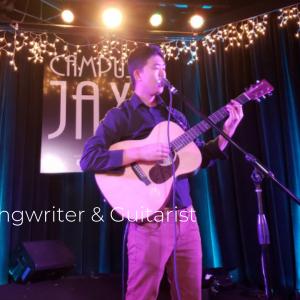 Yechan Song - Soul and Jazz Singing Guitarist - Singing Guitarist / Jazz Guitarist in Orange County, California
