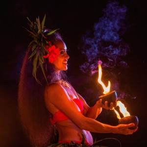 Soul Fire Productions - Fire Dancer in Kapaa, Hawaii