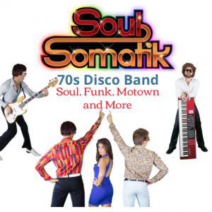 Soul Somatik - Disco Band in Montreal, Quebec
